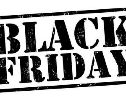 Ben je klaar voor Black Friday?