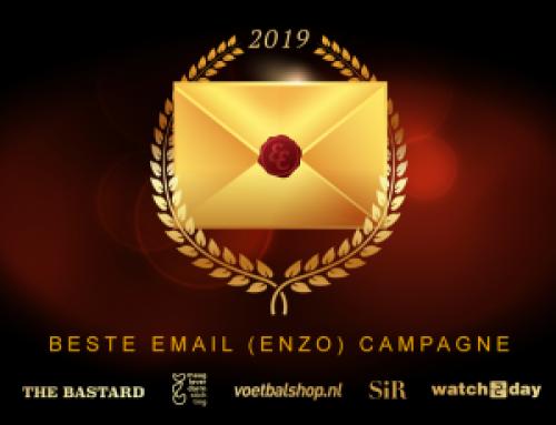 Beste Email (Enzo) campagne van 2019